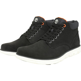 Timberland Bradstreet Chukka Leather Shoes Herren black nubuck